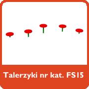 Talerzyki nr kat. FS15