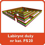Labirynt duży nr kat. FS20