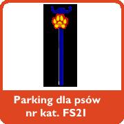 Parking dla psów nr kat. FS21