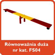 Równoważnia duża nr kat. FS04