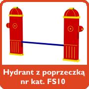 Hydrant z poprzeczką nr kat. FS10