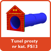 Tunel prosty nr kat. FS13