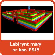 Labirynt mały nr kat. FS19